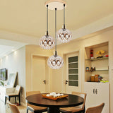 Modern ceiling pendant light lamp shade  crystal chandelier shades Lights