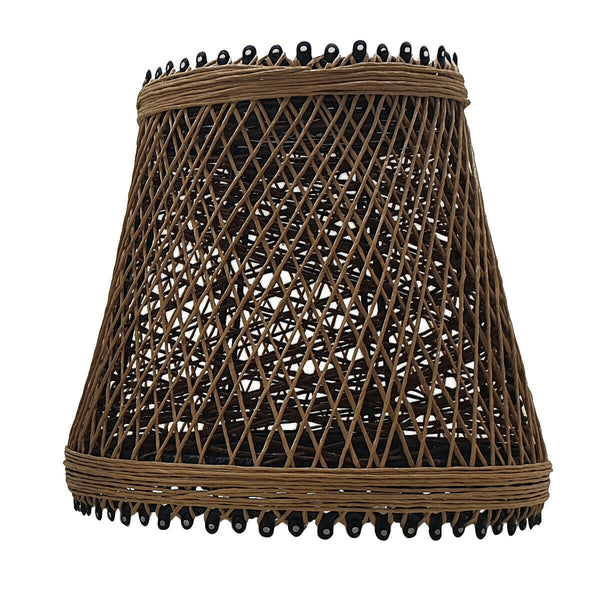 Nest Bird Cage Pendant Lights Woven Rattan Creative Lamp Cage