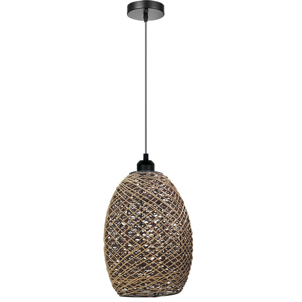Woven Light Creative Chandeliers Decoration Pendant Light Hanging Fixtures