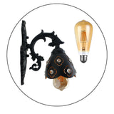 Retro Vintage Style Wall Lights with FREE Bulb Home Decor Industrial Light Sconce Lamp Aisle