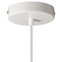 white ceiling rose 1