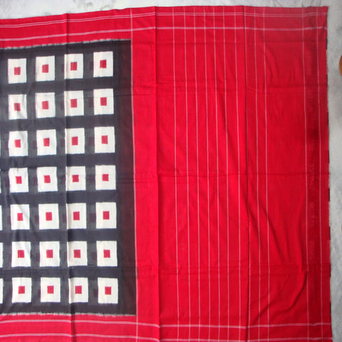 Ikat Puttapaka Cotton Saree - IP_SA_011