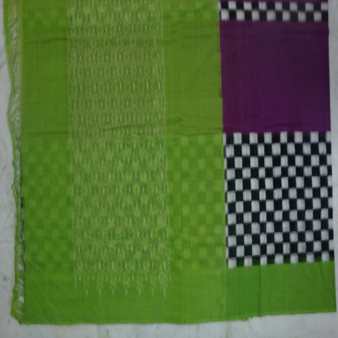 Designer Sarees - Pochampally Cotton Saree - IP_SA_003
