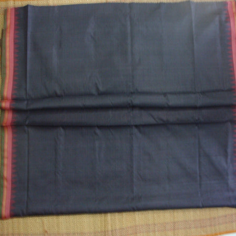 Ikat Silk Saree  - IP_SSA_002
