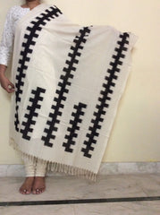 Ikkat Cotton Dupatta-IP_DU_045