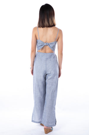 Dia Jumpsuit in Navy