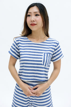 Andie Striped Tee