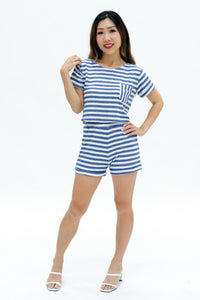 Andie Striped Shorts