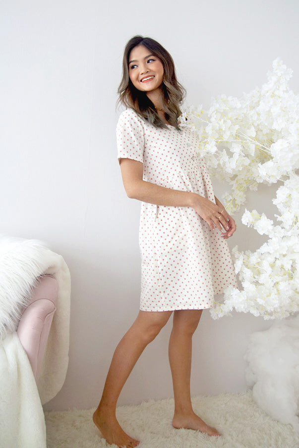 Laura Babydoll Dress