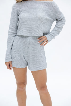 Misty Knit Shorts