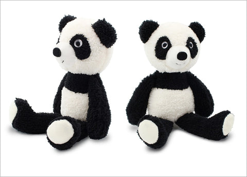 Panda stuffed dolls - Pandarling