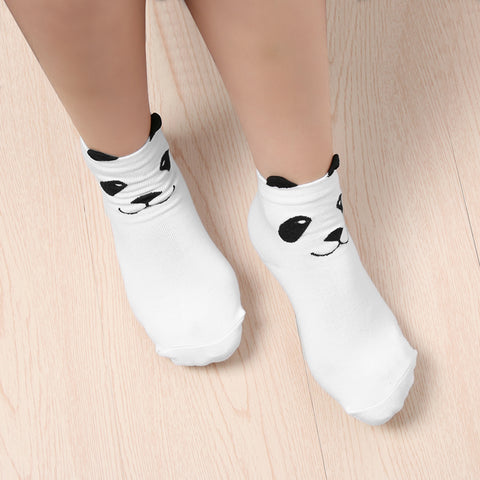 3D Printed Lovely Cartoon Pandas Socks - Pandarling