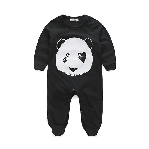 cute panda baby clothes baby boy clothes - Pandarling