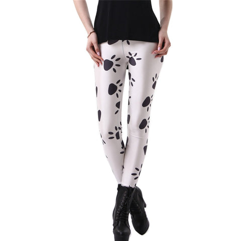 Digital 3D Printed Leggings Pants Panda Spandex - Pandarling