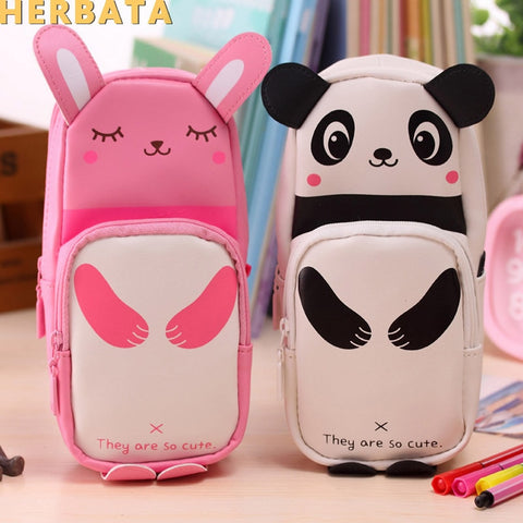 Panda pencil case rabbit pencil case - Pandarling