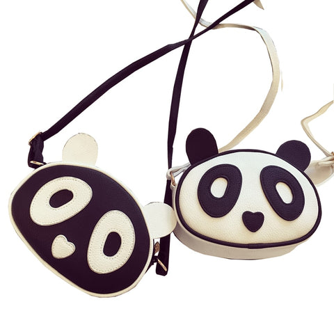 Women Cartoon Animal Print Panda Bags - Pandarling