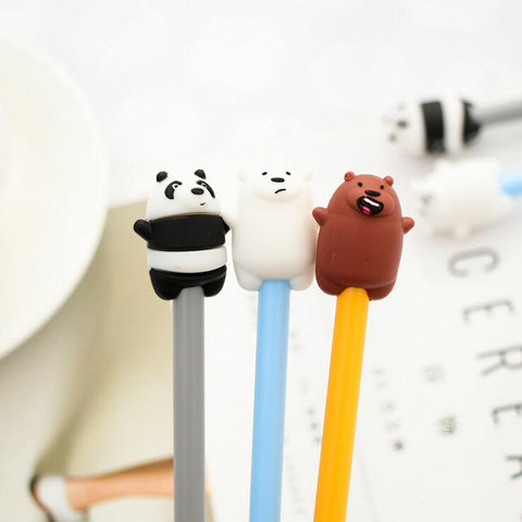 1 Piece Cartoon Animals Pen - Pandarling