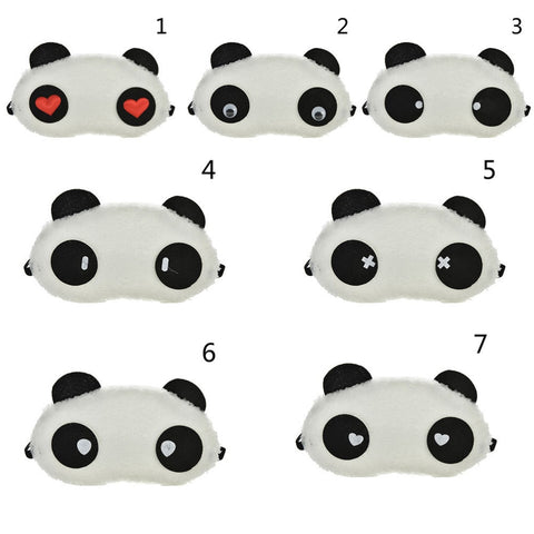 Cute Panda Sleeping Eye Mask - Pandarling