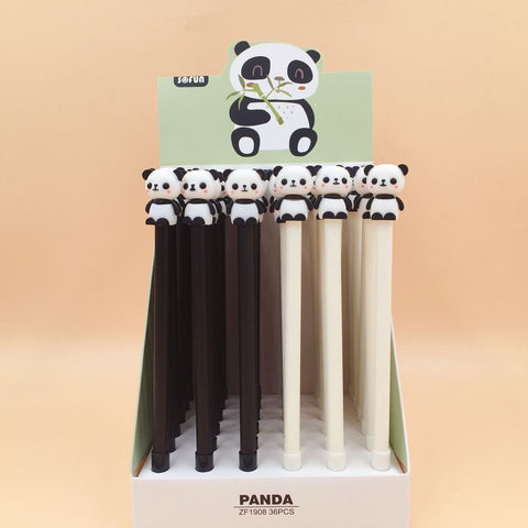 Cute Panda black Ink Pen - Pandarling