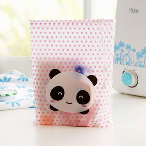 Panda Travel Cosmetic Bag Toiletry Storage Container - Pandarling