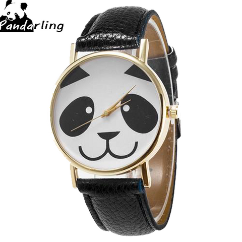Panda Quartz Wrist Watch - Pandarling