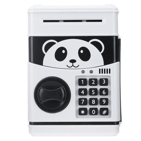 Panda Electronic Piggy Bank ATM Password Saving Box - Pandarling