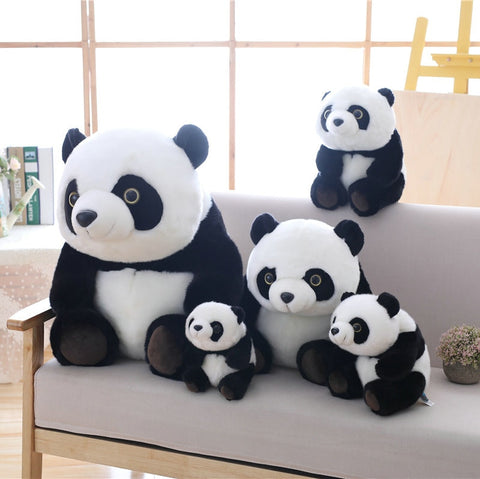 Cute Plush Panda Toys - Pandarling