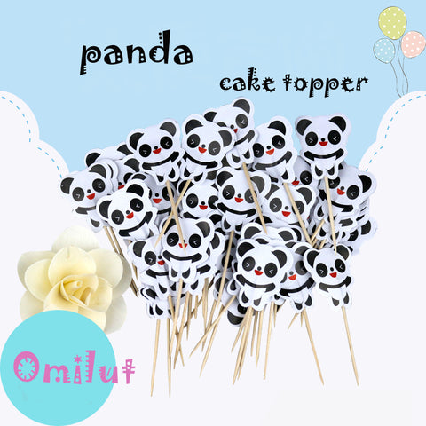 Panda Party  Decoration Supplies For Kid - Pandarling