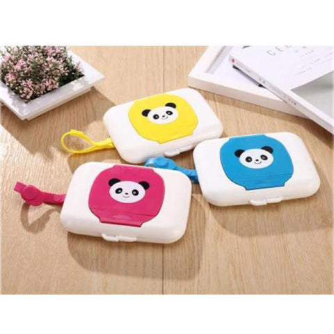Outdoor Travel Baby Panda Wet Wipes - Pandarling