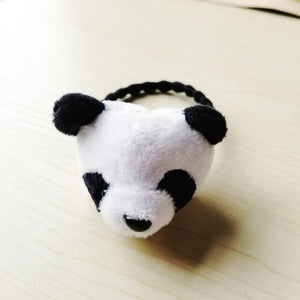 Newly Design Short Plush Panda Hairpins - Pandarling