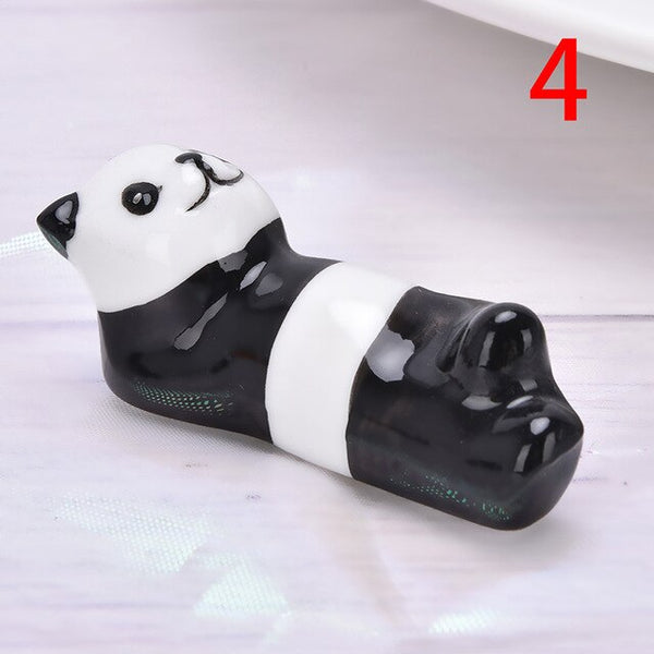Ceramic Panda Rabbit DIY Pen Holder - Pandarling