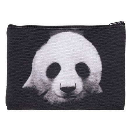 Travelling Makeup bag 3D panda square Cosmetic Bags - Pandarling
