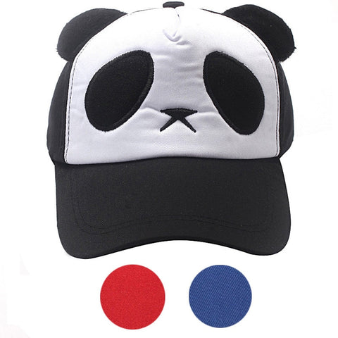 Cute Panda Baseball Cap Hat - Pandarling