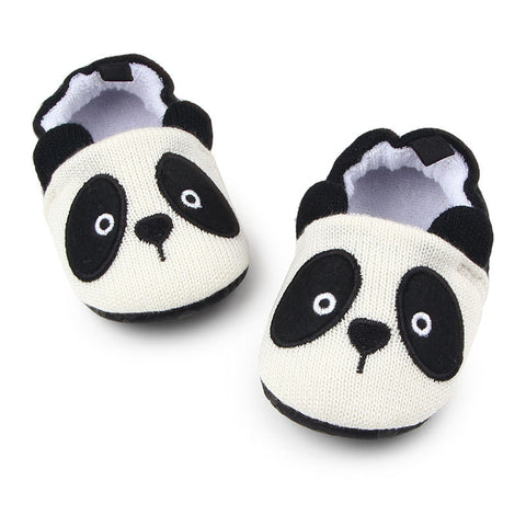 Baby First walk Cartoon Slippers Newborn Shoes - Pandarling