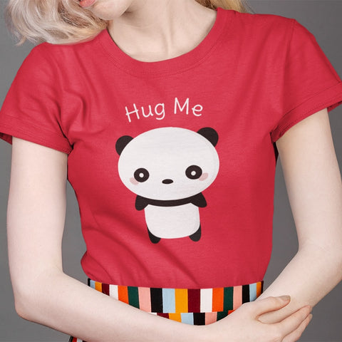 Panda T Shirt For women - Pandarling