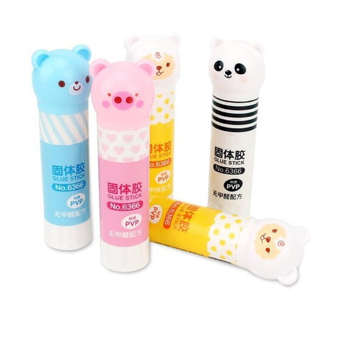 Panda Pattern Strong Adhesive Glue Stick - Pandarling