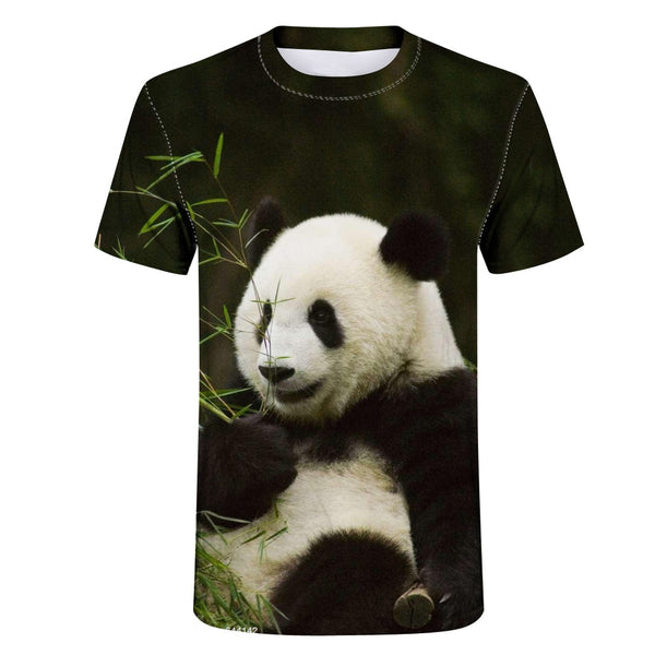 cute panda 3D shirt - Pandarling