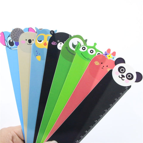 Random Panda Owl Straight Ruler - Pandarling