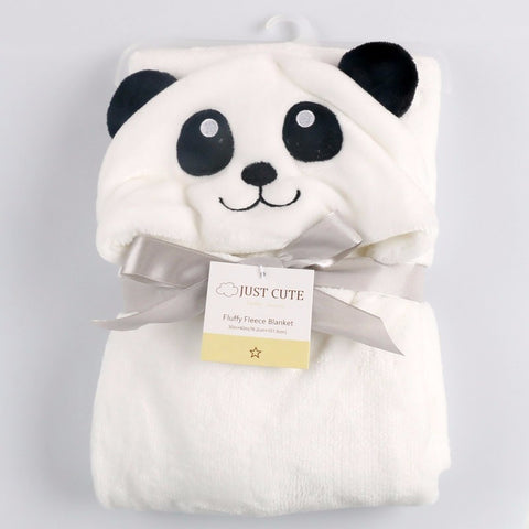 Animal 3D Baby Blanket Panda Bathrobe Towel - Pandarling