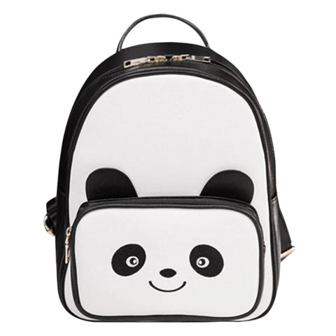 Backpacks Lovely Panda Bags PU - Pandarling
