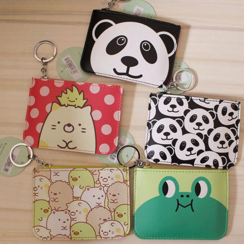 Hot Sale Frog Panda Card Note Holder - Pandarling
