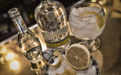 Gin & Tonic: Skully Oriental Citrus