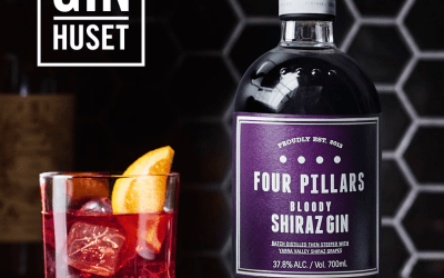 Gin & Tonic: Four Pillars Bloody Shiraz