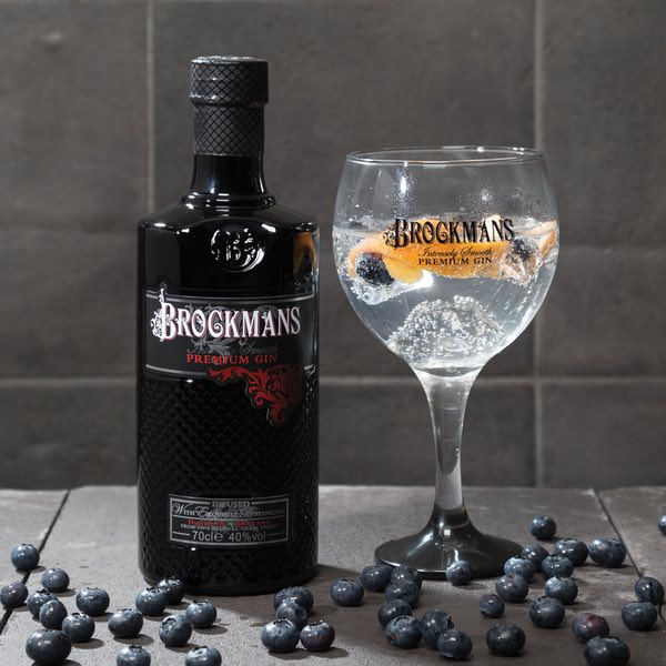 Brockmans Gin & Tonic