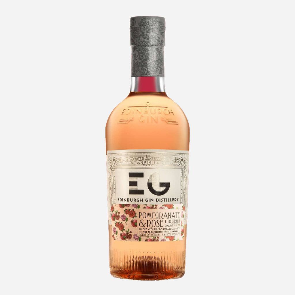 Edinburgh Gin Pomegranate & Rose
