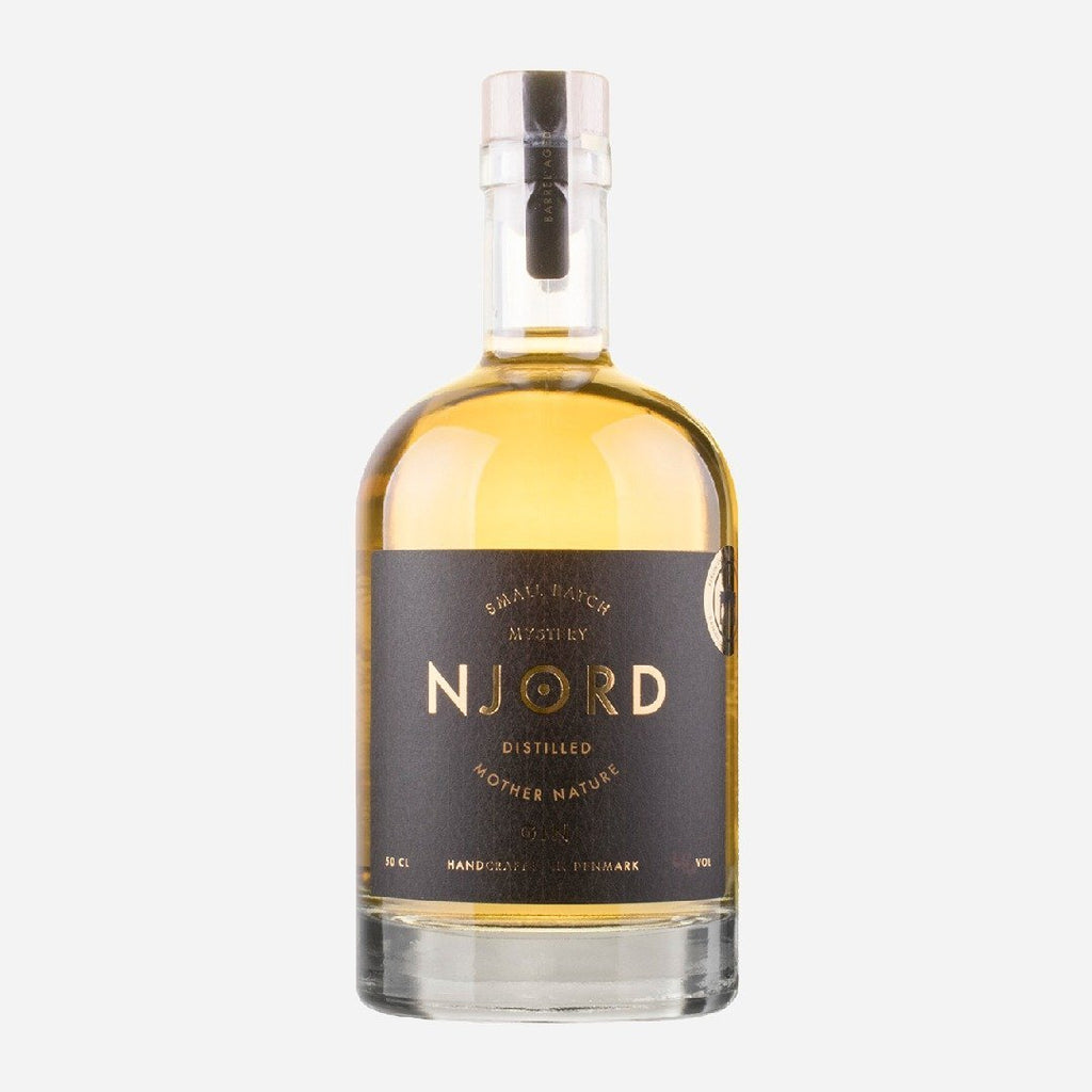 Njord Gin Mother Nature Barrel Aged