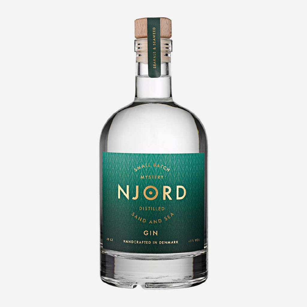 Njord Gin Sand and Sea