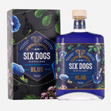 Six Dogs Blue