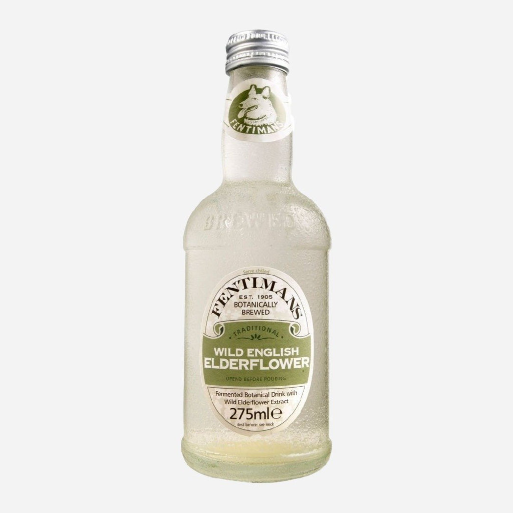 Fentimans Wild Elderflower Tonic