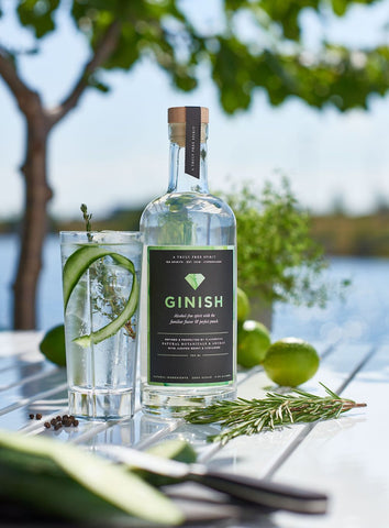 Ginish alkoholfri cocktail